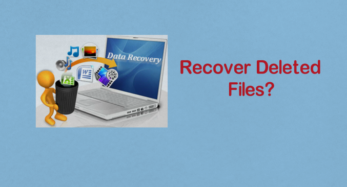 How to Recover deleted data from Recycle Bin in Windows 10/8/7