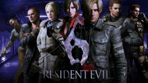 Resident Evil 6 300x169 - Best 10 PC Games you should play [with gameplay]
