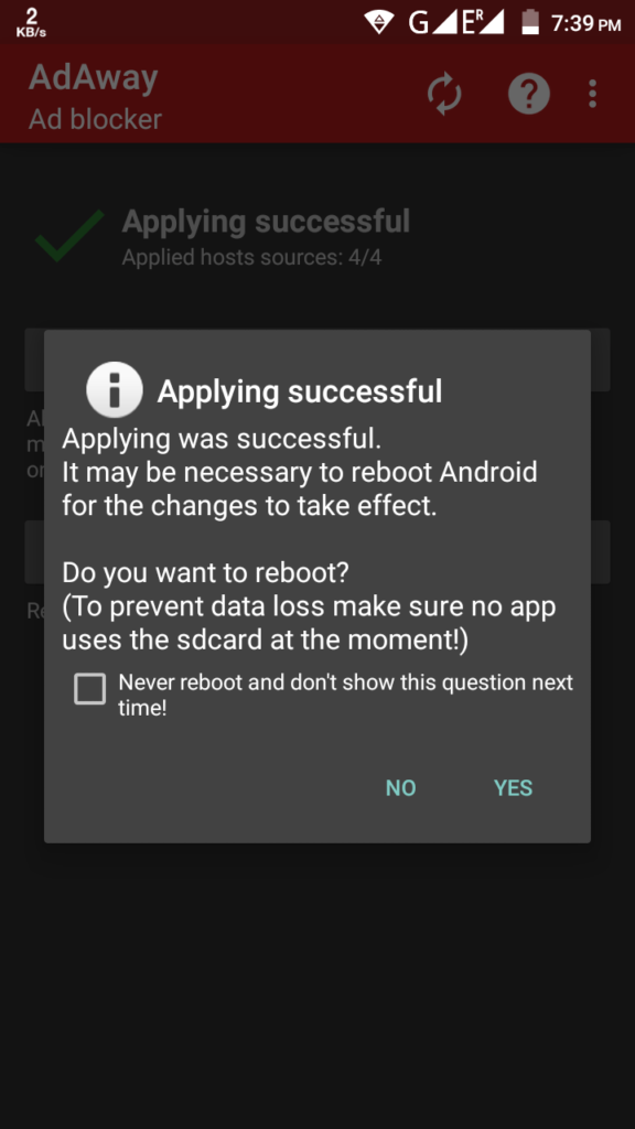 How to block Ads in all Android Applicatons 3 576x1024 - How to block Ads in all Android Applications easily